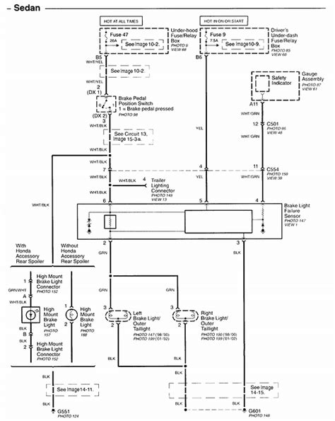 honda accord 2dr wiring diagram for honda accord 2000 ex