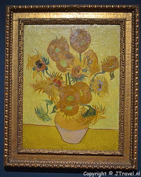 van gogh museum amsterdam zonnebloemen foto s van gogh museum