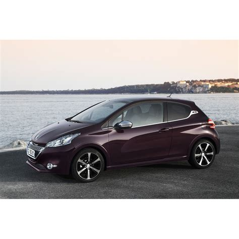 peugeot door peugeot 208 3 door 2012 and newer pre cut window tint kit