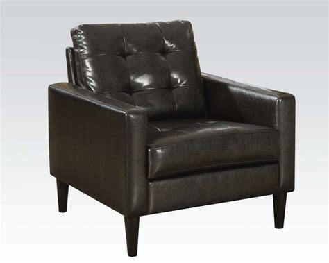 contemporary accent chair by acme furniture ac59046