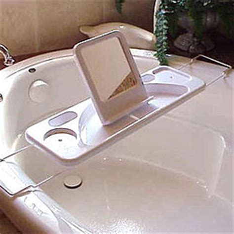 book holder for bathtub bathtub caddy mirror book holder findgift com