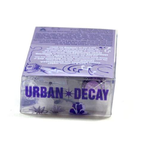 Decay Glitter Eye Gels by Decay Heavy Metal Box Set Glitter Eye Gel And