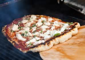 how to grill pizza grilled pizza recipe simplyrecipes com