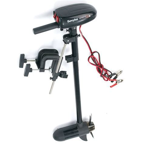 small boat trolling motor sevylor electric trolling motor for small