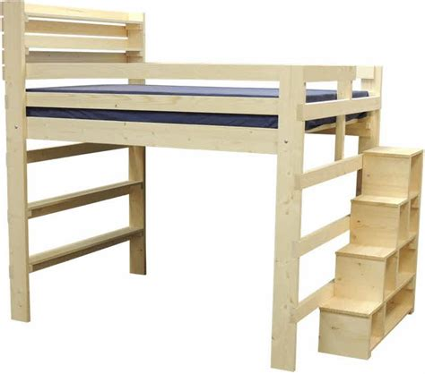 bed steps for adults the 25 best pallet loft bed ideas on pinterest loft