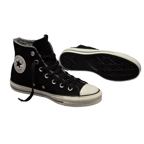 Converse All Unisex 10 converse converse ct hi black p10 139818c unisex trainers converse from brands uk uk