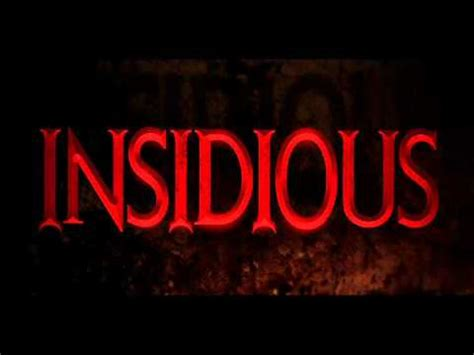 film insidious review insidious film review by mwhite148 youtube