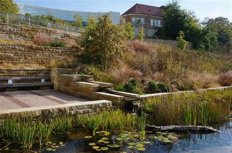 progress in sustainable landscape design standards inaugural group earns sustainable sites