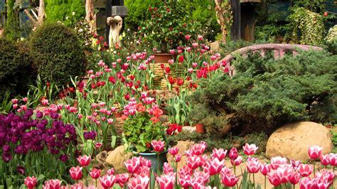 wallpaper hd flower garden garden flower wallpaper hd desktop wallpapers 4k hd