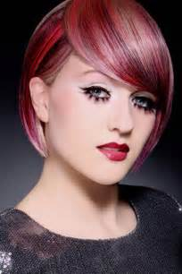 different color hairstyles pin different hair color shades on