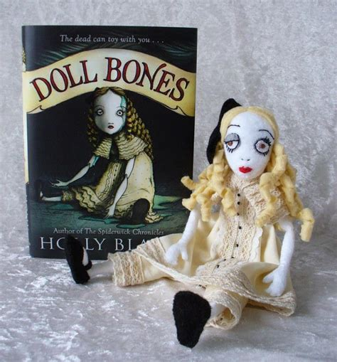 doll bones doll bones book and handmade doll i picked up a copy of do flickr