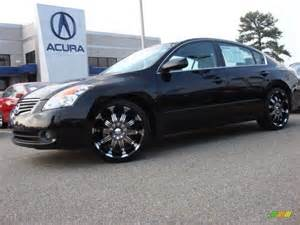 Wheels For Nissan Altima 2007 Nissan Altima 2 5 S Custom Wheels Photo 52087934