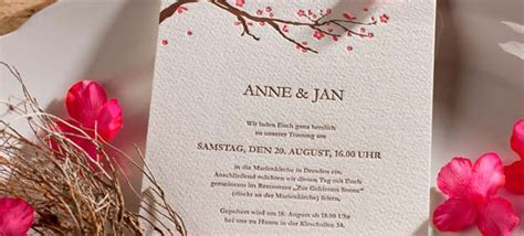 Einladung Hochzeitsfeier Nach Trauung by Textbeispiele F 252 R Hochzeitskarten
