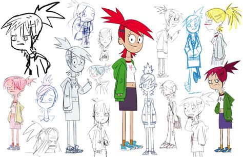 list of characters in foster s home for imaginary friends