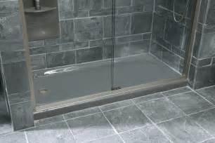 the bath showcase shower receptors