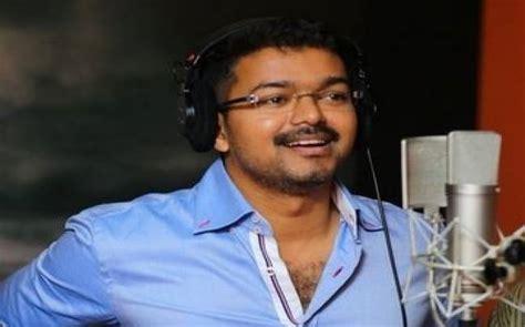 actor vijay number vijay 60 ilayathalapathy vijay to croon a peppy number in