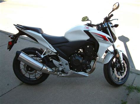 buy honda buy 2014 honda cb500f standard on 2040 motos