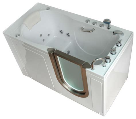 ada compliant bathtubs ella 55 quot x30 quot deluxe walk in ada compliant bathtub