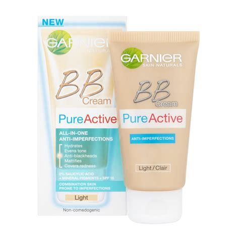 garnier bb light garnier skin naturals bb active 50ml feelunique