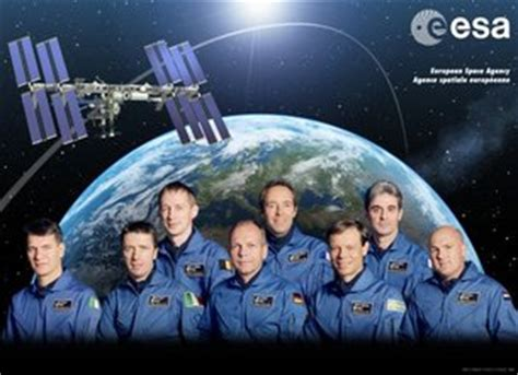 european astronaut corps astronauts human