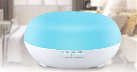 amazon essential oil diffuser only 16 99 6 piece amazon urpower essential oil diffuser only 18 99