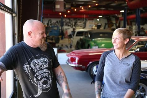 gas monkey garage characters christie gas monkey garage tattoos ideas ink and