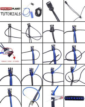 printable instructions on how to make a paracord bracelet police nails the thin blue line