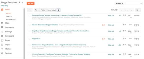 blogger dashboard why should you choose blogger com to start a blog