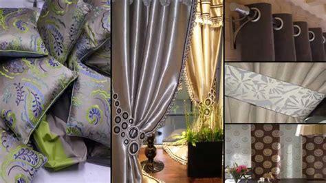 rideaux salon decoration