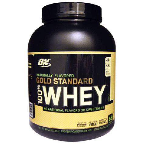 Whey Protein Gold Standard optimum nutrition 100 whey protein powder