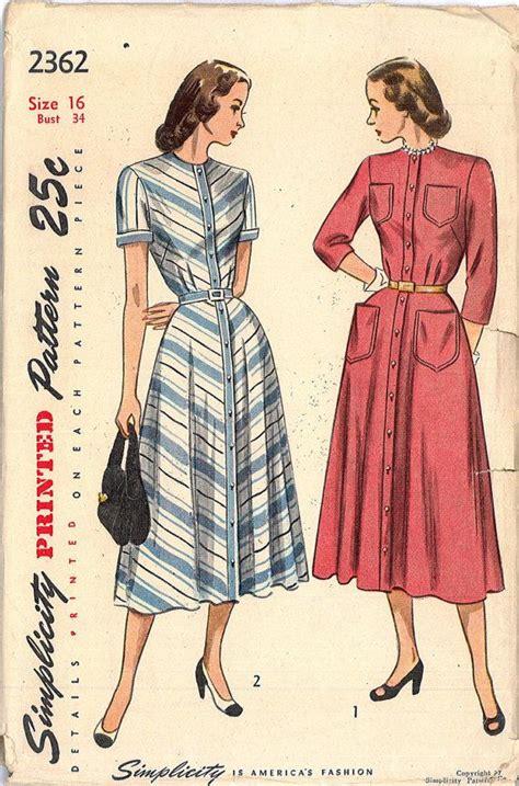 1940s swing dress pattern 1940s swing dress pattern www imgkid com the image kid