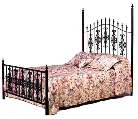 Iron Bed Sets Wrought Iron Bed Furniture Designs An Interior Design