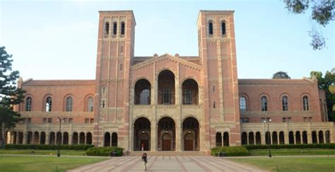Ucla Mba Ranking by Ucla Graduate Schools Placed In Top 20 Nationally In 2016