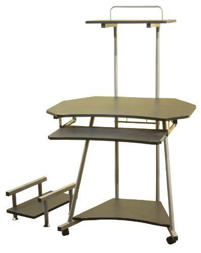 target marketing systems wood corner desk target marketing systems modern computer corner octagon