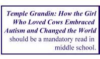 review of temple grandin how the who loved cows
