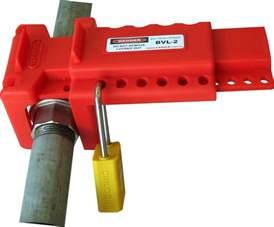 valve lockouts valve lockout bvl 2