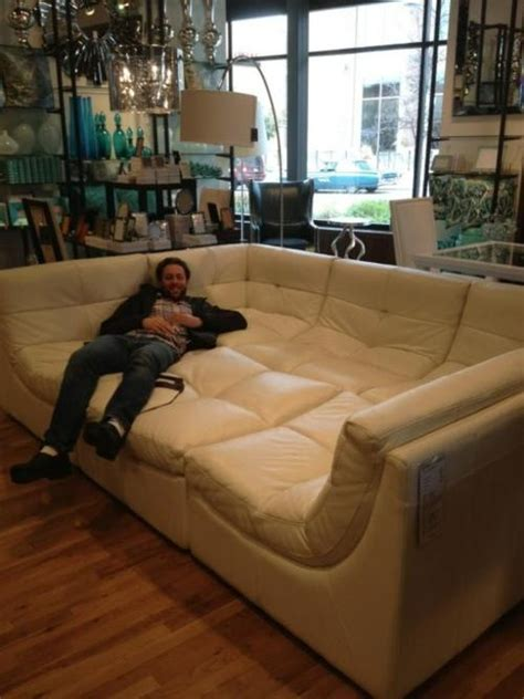 big ass couch movie room couch bed i would never leave heavenly homes