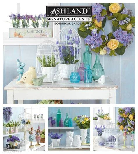 ashland botanical garden collection home decor
