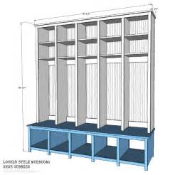 home plans with mudroom that s my letter locker style mudroom shoe cubbies