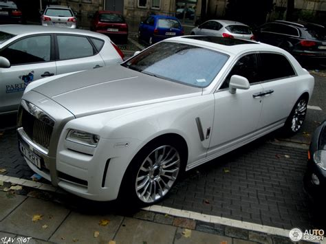 roll royce ghost white rolls royce mansory white ghost ewb limited 6 august