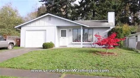 3 bedroom rent to own rent to own this 3 bedroom tacoma home credit dings ok