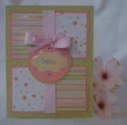 baby card ideas baby cards you can create for a and boy