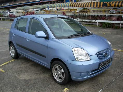 Kia Picanto 2005 Review 2005 Kia Picanto Photos 1 1 Gasoline Ff Automatic For Sale