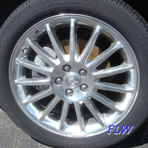 Chrysler Pt Cruiser Wheels 2008 Chrysler Pt Cruiser Oem Factory Wheels And Rims