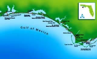 map of gulf coast florida panhandle panhandle fishing for fall redfish florida sportsman