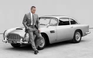 Aston Martin Bond Skyfall Iconic Car Aston Martin Db5 Bristol Motors