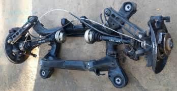 bmw m3 e92 rear suspension complete matadoor salvage