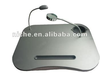 lighted laptop desk tray battery operated padded lighted magnifier tray buy