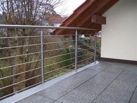 balkon edelstahlgel 228 nder edelstahlgel 228 nder leistungen - Edelstahlgeländer Balkon