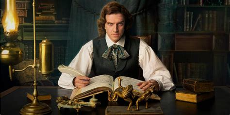 movie websites the man who invented christmas by dan stevens dan stevens tranforms into charles dickens in new trailer for the man who invented christmas